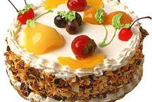 cake /  cakes prigotovka