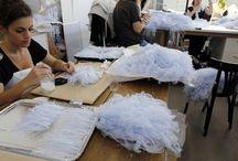 Les ateliers haute couture