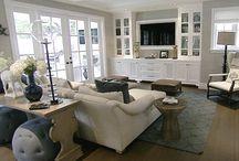 beatiful west coast livingroom