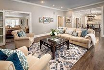 Interior color schemes