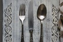 Cutlery Decor