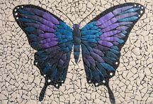 Munankuorimosaiikki- Eggshell mosaic