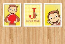 Jackson's room ideas