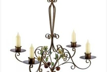 HOME DECOR AND CANDLES / by Brenda Nally