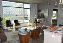 Dwell@MetLofts Fair / Dwell sponsored three designers to design three lofts.