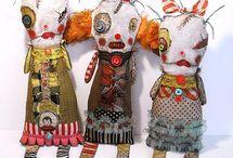 Dolls - Monster and Junker Jane Dolls