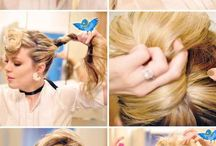 Hair Styles / Rock the world with new hairstyles everyday. Have a look at the different styles and tips to look gorgeous.