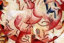 Futurism - Φουτουρισμός / The Italian art movement of the early 20th century. Το ιταλικό κίνημα της Πρωτοπορίας των αρχών του 20ου αιώνα.