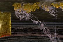 3D Renderings of the Mining Underground Mineral Orebodies / 3D Renderings of the Mining Underground Mineral Orebodies