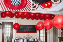 babies bday party / by Michelle Rozopoulos