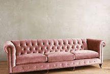 Ihanat sohvat / lovely sofas