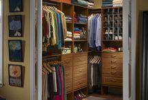 Closets & organization / by Joyce Newman