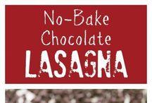 No Bake Desserts! / Featuring delicious, easy no bake dessert recipes!