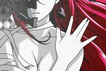 Elfen lied / I just finished this anime. And to be honest i've never cried so hard because of an anime. It was truly beautiful. Especially the last episode was very emotional! Omg so sad!!!! / by Dieuwertje Morreel