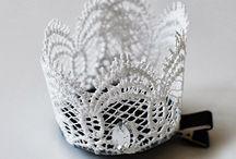 Hair accessories ideas / by Lizeth Sevilla