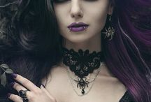 Gothic / Фото,рисунки,костюмы