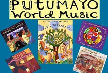 Putumayo World Music / World Music of all kinds!  / by Victoria Fuentes