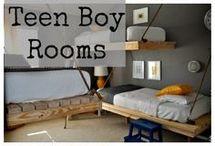 Camere de băieți