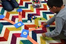 First Grade Math / by Kendra Hahn