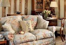 deco style cottage anglais