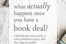 Trad-publishing tips & tricks