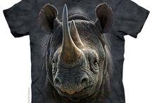 Tee-shirt animaux