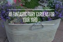 fiary garden projects