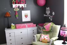 For Some Day - Kid room ideas / by Jessica Z