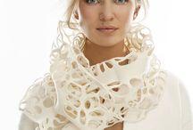 шарфы и палантины