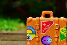 Fora de Casa - Viagens / pasta para dividir dicas de viagens, roteiros, destinos, ideias, truques de viagens, documentação,