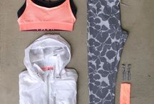 Workout accessories!