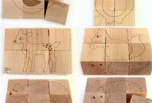 kid wooden games