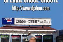 DJ SHOO - SPECIAL CASSE-CROUTE / DJ SHOO www.djshoo.com