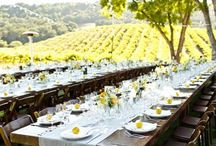 Classy wedding for a fun party