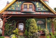 Houses, Sheds & Gardens