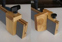 woodworking jigs and shop made tools