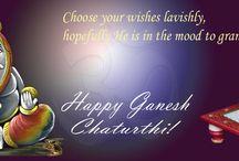 Ganesh Chaturthi / Celebrate Ganesh Chaturthi.....