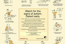 A Parent's Guide to Autism / Autism spectrum disorder (ASD) and autism are both general terms for a group of complex disorders of brain development. These disorders are characterized, in varying degrees, by difficulties in social interaction, verbal and nonverbal communication and repetitive behaviors. This board is aimed at helping parents with children on the spectrum.