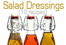 CLEAN EATING salad dressing / by Jo Ross