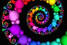 renklerin şenliği