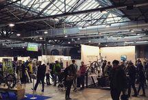 FYB_Berliner Fahrrad Schau 2015 / BERLINER FAHRRAD SCHAU is an annual exhibition focusing on bicycles, bike fashion, accessories and urban lifestyle.