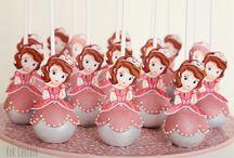 Cupcakes cakepops