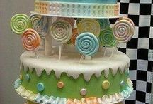 Kids cake  / by Marilu Pagan Muneca