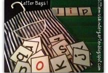 Under the Alphabet Tree!  / by Little Miss Kindergarten