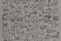 industrial design sketch