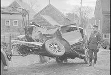 Vintage Auto Accidents