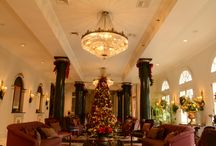 Hotels We Love | Holiday Edition / Hotels are beacons of comfort and hospitality and what better time to shine than the Holidays? See our favorite hotels get decked to the halls with Christmas Lights, Christmas Trees, Wreathes, Menorahs, Ornaments and loads more!