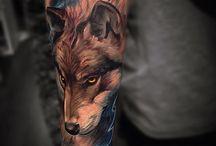 Tatuaje lupi