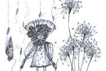 PYMMB Scketchbook / Desenhos de Pamella Yara