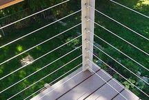 Zábradlí terasa